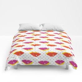 Lots of Kisses Comforters