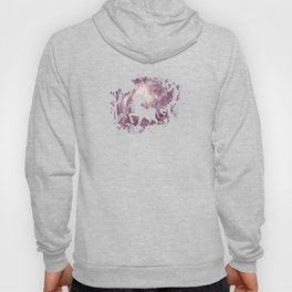 Unicorn in magical forest Hoody