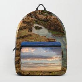 Augas Santas Beach Backpack