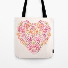 COEUR & FLEUR Tote Bag