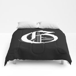 Letter G Comforters