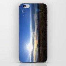 Wyoming Sunset 1 iPhone & iPod Skin