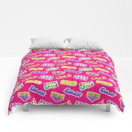 Good vibez / Red Comforters