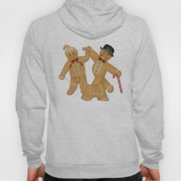 Gingerbread Family Winter Fun Hoody
