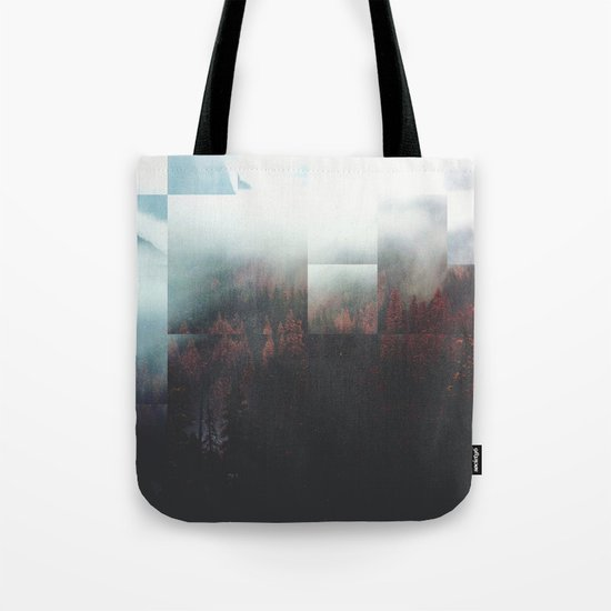 Fractions A65 Tote Bag