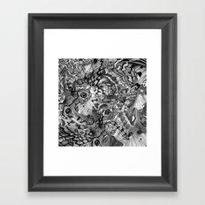 Nightfallen Framed Art Print