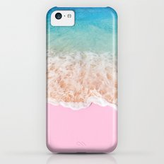 PINK SAND iPhone 5c Slim Case