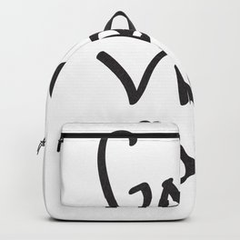 Good Vibes Only Backpack