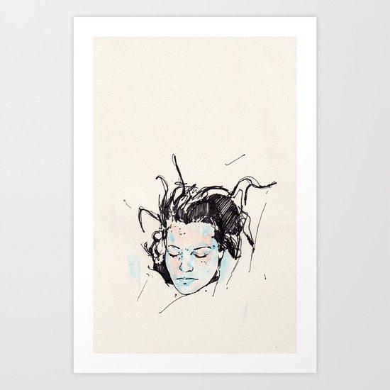 Laura Palmer Art Print