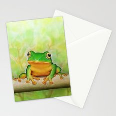 Taipei TreeFrog Stationery Cards