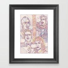 The Fifth Element Framed Art Print