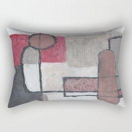 2017 Composition No. 1 Rectangular Pillow