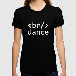 Breakdance Code T-shirt