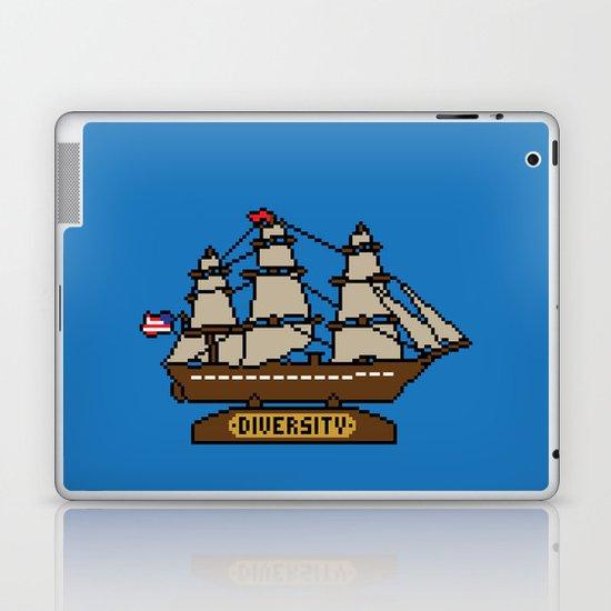 Anchor Pixel Laptop & iPad Skin