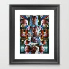 TR3 Arrival Framed Art Print