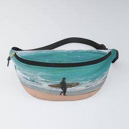 Bronte Beach Surfer. Sydney. Australia. Fanny Pack