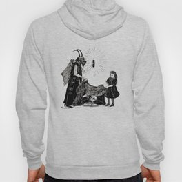 The Darkness And The Light Hoody