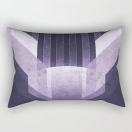 Dione - The Ice Cliffs Rectangular Pillow