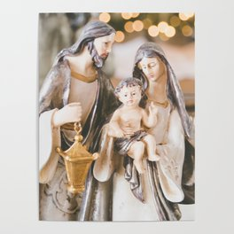 A Savior is born Poster