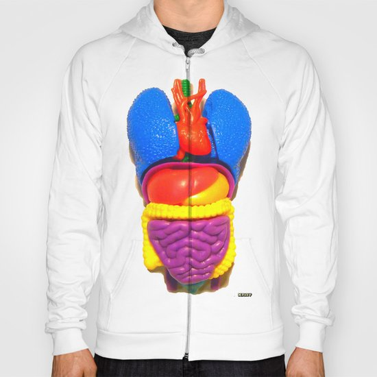 """PLASTIC ANATOMY"" ...shirt/ iphone case Hoody"