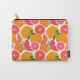 Grapefruit Harvest Carry-All Pouch