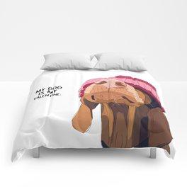Vizsla Valentine Comforters