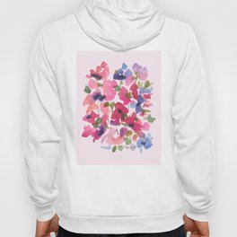 Monet's Rose Garden Hoody