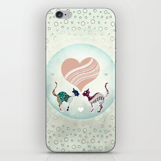 CatLove iPhone & iPod Skin