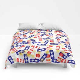 Firecracker Celebration Comforters
