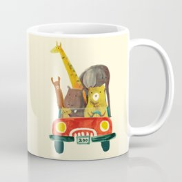 Visit the zoo Coffee Mug