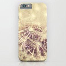 Dandelion Glow Slim Case iPhone 6s