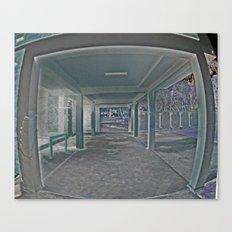 A Dreamtime Walkabout Canvas Print