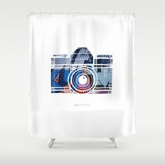 Contaflex Shower Curtain
