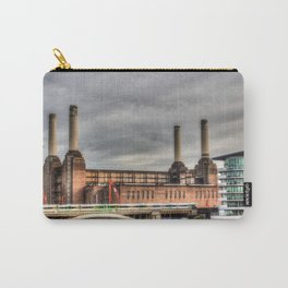 Battersea Power Station London Carry-All Pouch