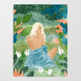 Jungle Vibes Poster
