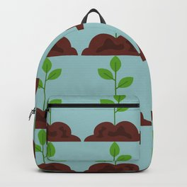 Spring - Plants Growing Backpack