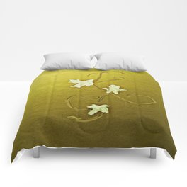 Leaves Of Grapes Comforters