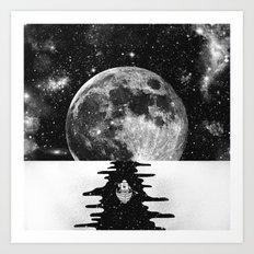 Endless Journey Art Print