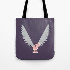 Letter V // Animal Alphabet // Vulture Tote Bag