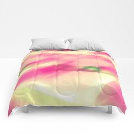 Cotton Candy Landscape Comforters