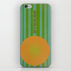 Stereolab (ANALOG zine) iPhone & iPod Skin