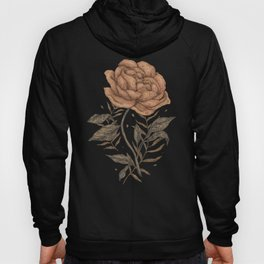 Peony and Ferns Hoody