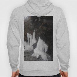 Coastal Waterfall Ice Hoody