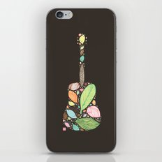Let your Guitar Sing B-Side iPhone & iPod Skin