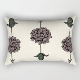 La Transcendance de la Rose Rectangular Pillow