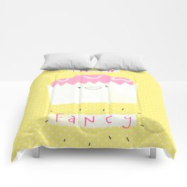 I'm So Fancy Comforters