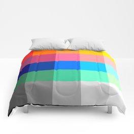ART / ARTIST: Color Palette Comforters