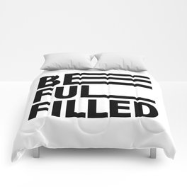 Be Fulfilled Comforters