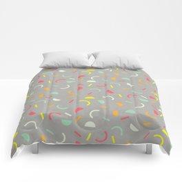 Confetti confessions Comforters