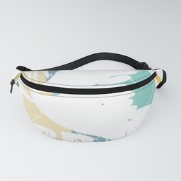 Bird gift budgie blackbird tit animal Fanny Pack
